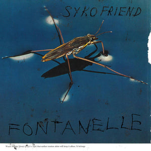 Syko Friend - Fontanelle LP