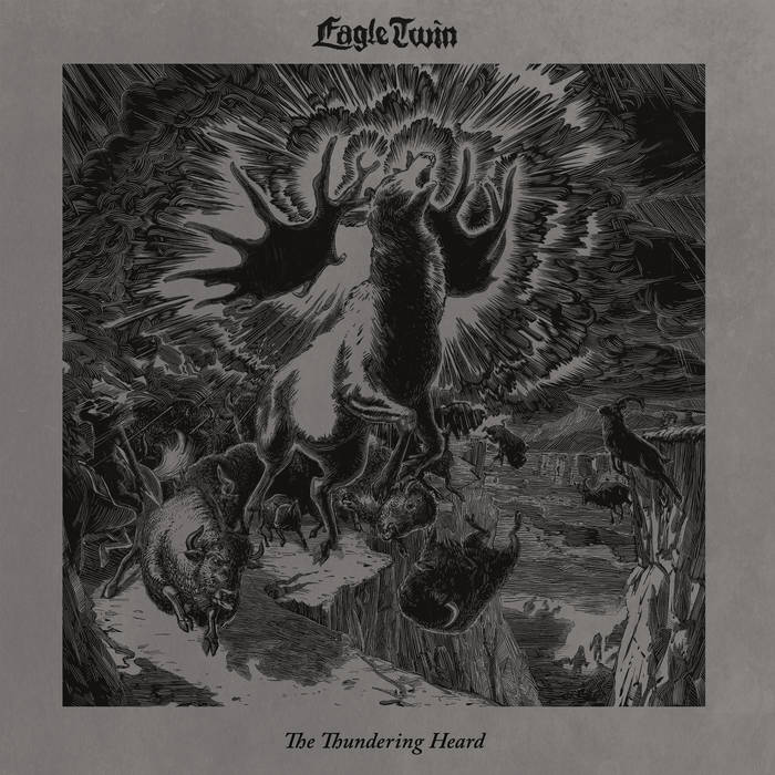 Eagle Twin - The Thundering Heard LP