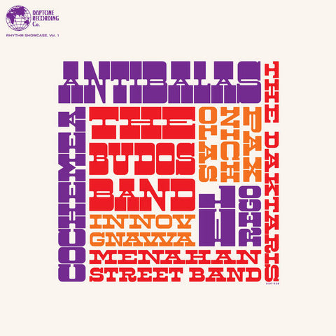 Various - Daptone Rhythm Showcase, Vol. 1 LP