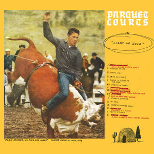 Parquet Courts - Light Up Gold LP (10th Anniversary Edition)