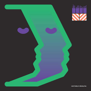 Com Truise - In Decay, Too 2LP (Ltd Synthetic Storm Vinyl)