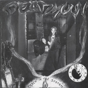Dead Moon - Crack in the System LP