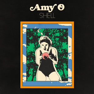 Amy O - Shell LP