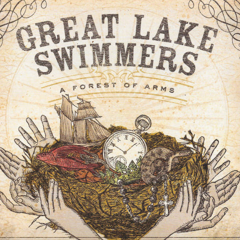 Great Lake Swimmers - A Forest of Arms LP