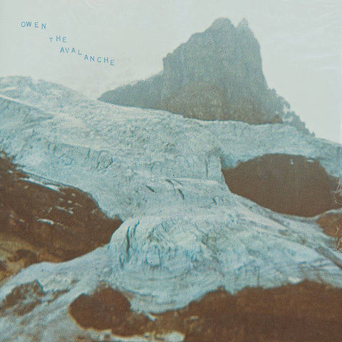 Owen - The Avalanche LP (Cloudy Clear Vinyl Edition)