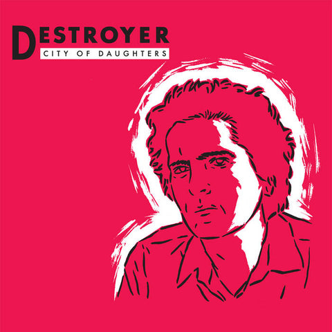 Destroyer - City of Daughters LP (Red Vinyl Edition)