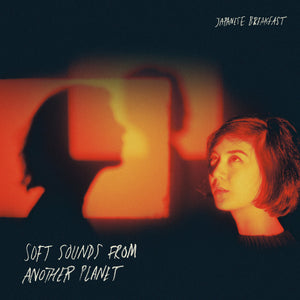Japanese Breakfast - Soft Sounds From Another Planet LP (Red Vinyl Edition)