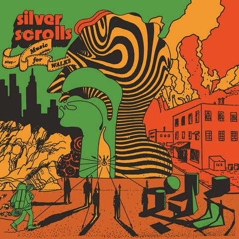 Silver Scrolls - Music for Walks LP