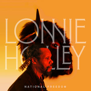 Lonnie Holley - National Freedom LP