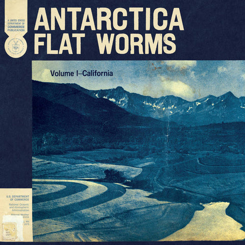 Flat Worms - Antarctica LP