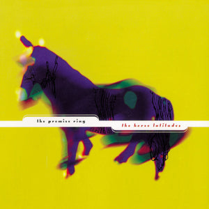 The Promise Ring - Horse Latitudes LP