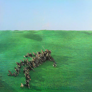 Squid - Bright Green Field 2LP (Ltd Green Vinyl Edition)