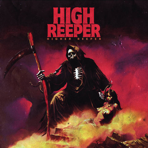 High Reeper - Higher Reeper LP