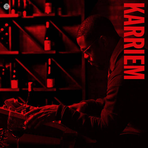 Karriem Riggins - Alone LP