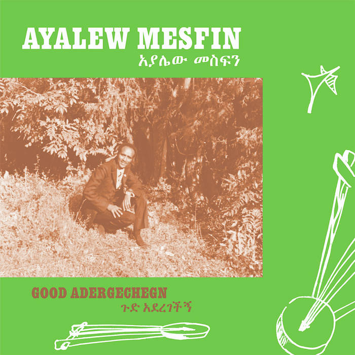 Ayalew Mesfin - Good Aderegechegn (Blindsided by Love) LP
