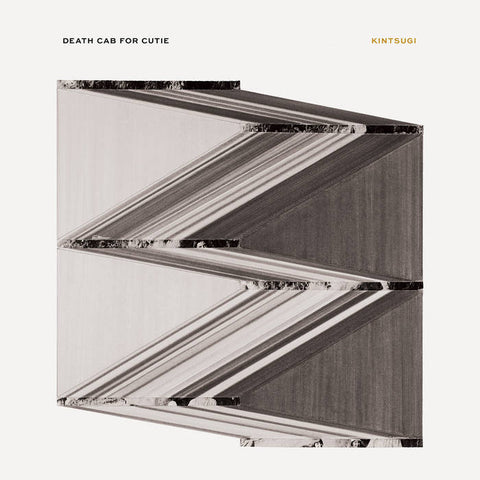 Death Cab for Cutie - Kintsugi 2LP