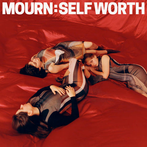 MOURN - Self Worth LP