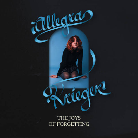 Allegra Krieger - The Joys of Forgetting LP (Ltd Purple Vinyl Edition)