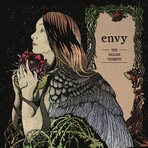 Envy - The Fallen Crimson 2LP