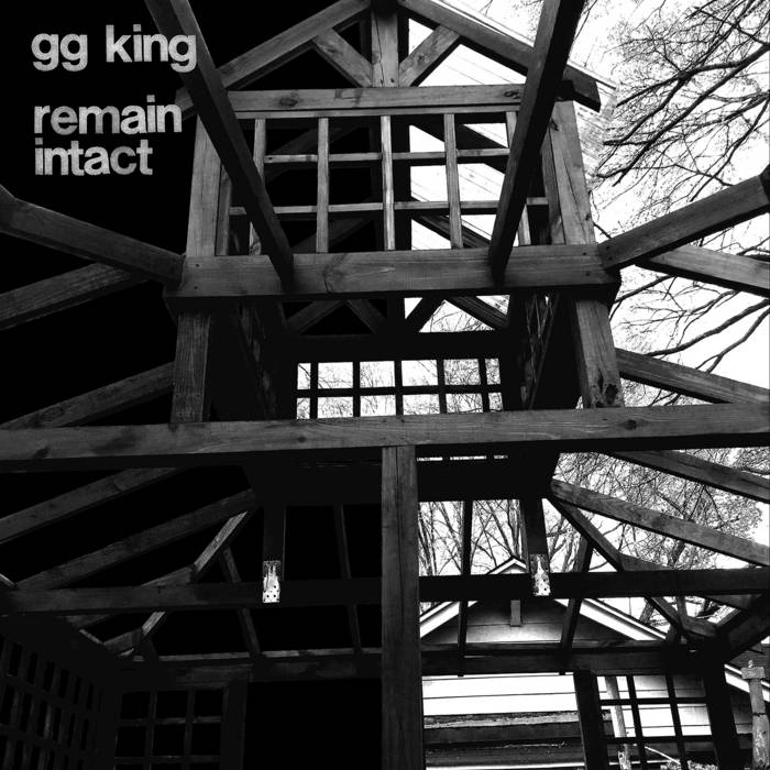 GG King - Remain Intact LP