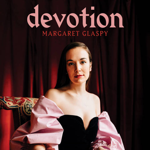 Margaret Glaspy - Devotion LP (Sandstone Vinyl Edition)