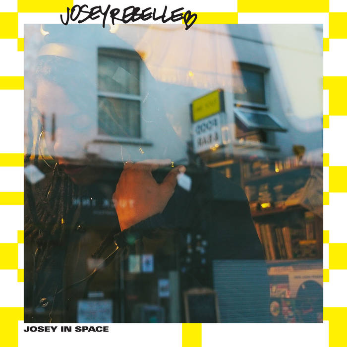 Josey Rebelle - Josey in Space LP