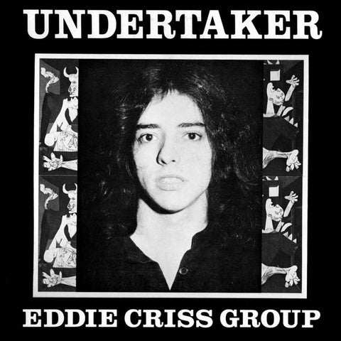 Eddie Criss Group - Undertaker LP