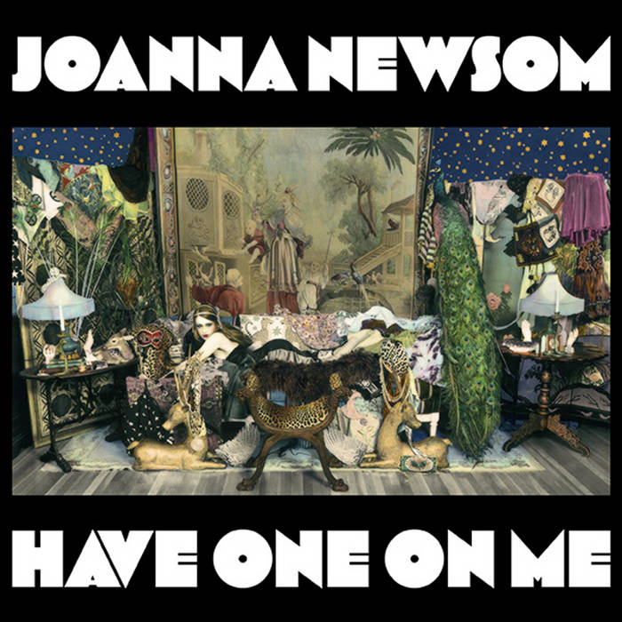 Joanna Newsom - Have One on Me 3LP