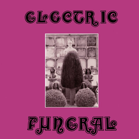 Electric Funeral - The Wild Performance 2LP