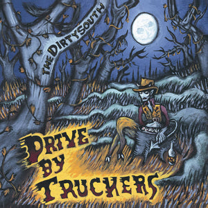 Drive-By Truckers - The Dirty South 2LP (Ltd Clear w/ Blue Splatter Edition)