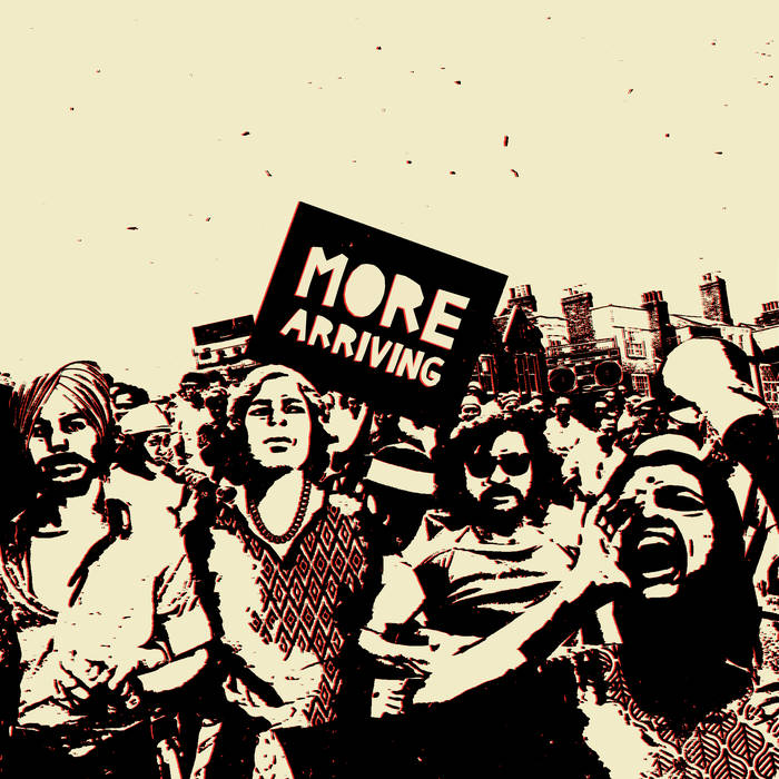 Sarathy Korwar - More Arriving LP
