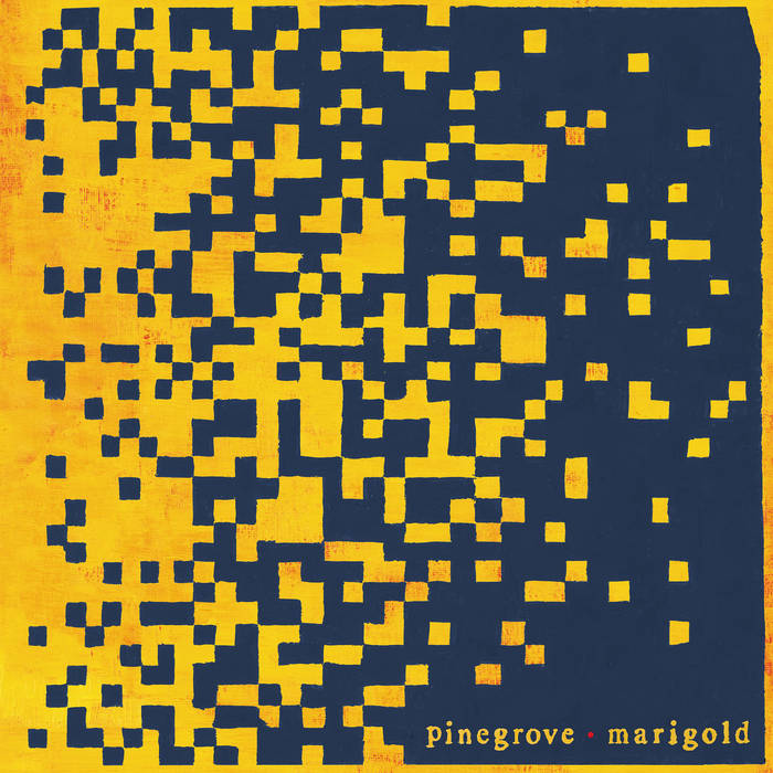 Pinegrove - Marigold LP (Ltd Yellow Vinyl Edition)