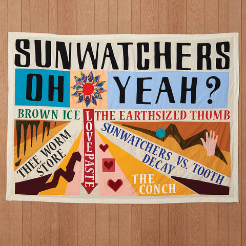 Sunwatchers - Oh Yeah? LP