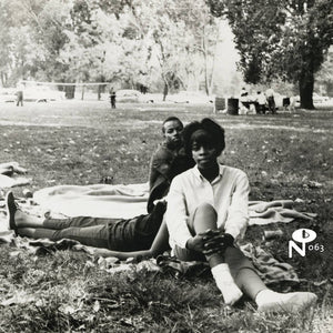 Various - Eccentric Soul: Sitting in the Park LP