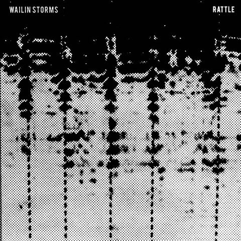 Wailin Storms - Rattle LP (Ltd Color Vinyl Edition)