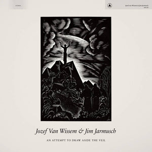 Jozef Van Wissem & Jim Jarmusch - An Attempt to Draw Aside the Veil LP (Ltd Brown Marbled Vinyl Edition)