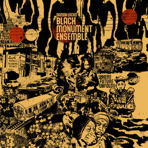 Damon Locks - Black Monument Ensemble LP