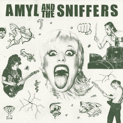 Amyl & The Sniffers - Amyl & The Sniffers LP