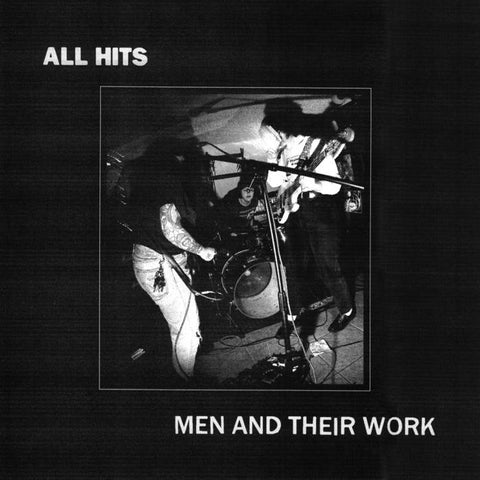 All Hits - Men and Their Work LP