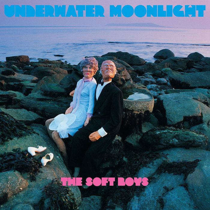 The Soft Boys - Underwater Moonlight LP