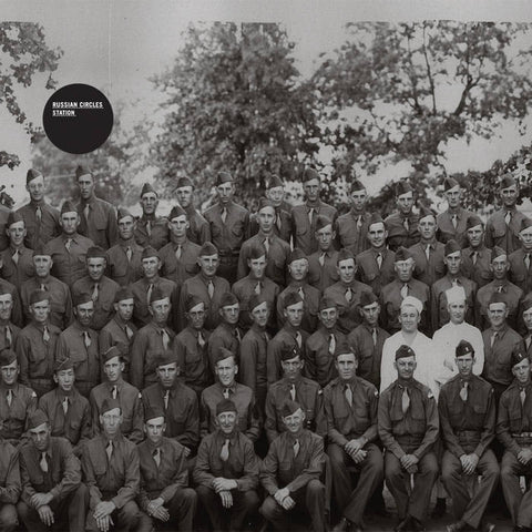 Russian Circles - Station LP