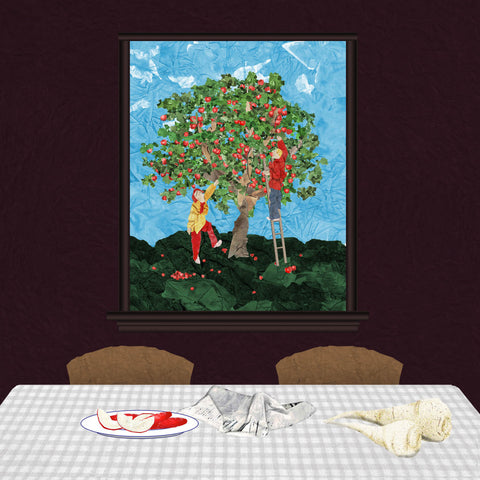 Parsnip - When the Tree Bears Fruit LP