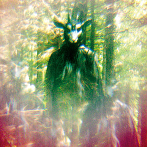 Black Mountain Transmitter - Black Goat of the Woods LP