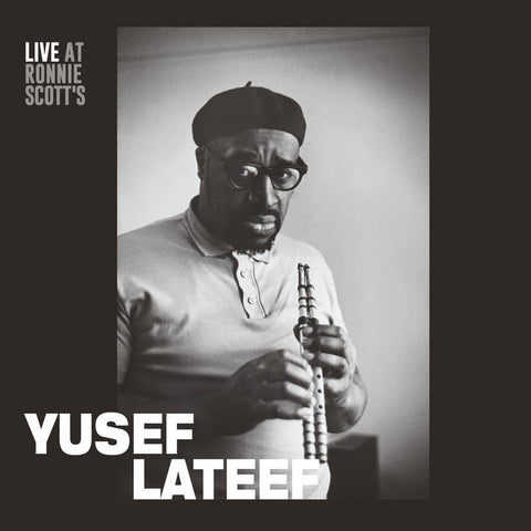 Yusef Lateef - Live at Ronnie Scott's LP