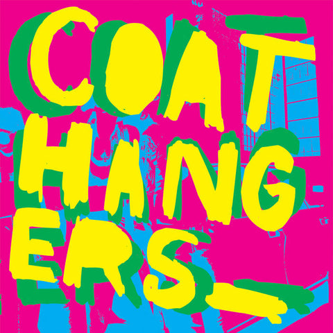 The Coathangers - The Coathangers: Deluxe Edition LP (Ltd Confetti Crush Vinyl)