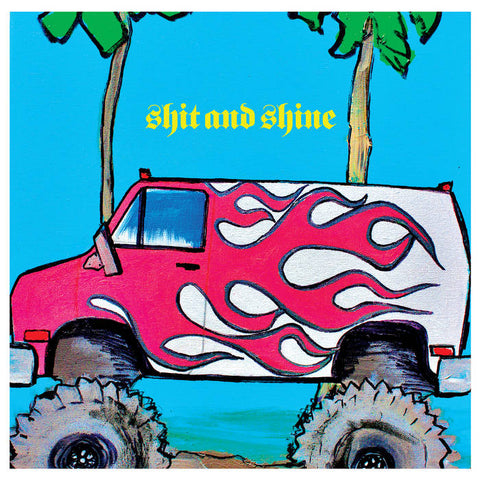 Shit and Shine - Goat Yelling Like a Man LP