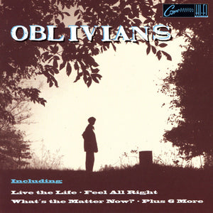 Oblivians - Play 9 Songs with Mr. Quintron LP