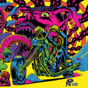 Various - Warfaring Strangers: Acid Nightmares 2LP