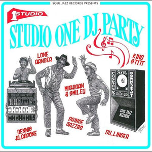 Various - Soul Jazz Records Presents: Studio One DJ Party 2LP