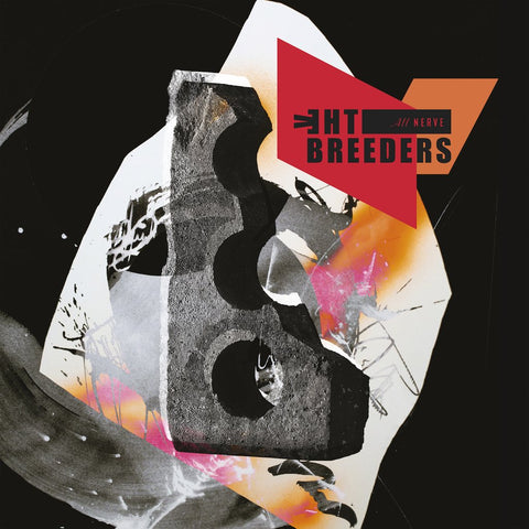 The Breeders - All Nerve LP (Ltd Indie-Exclusive Orange Vinyl Edition)